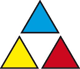 Takezawasankaku tricolor Konzepte